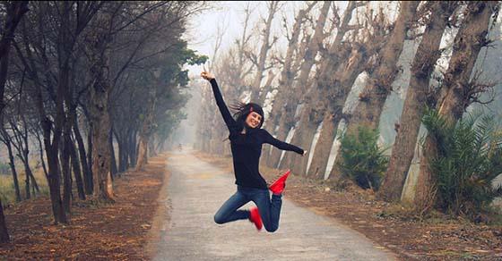 Begeisterung und freude