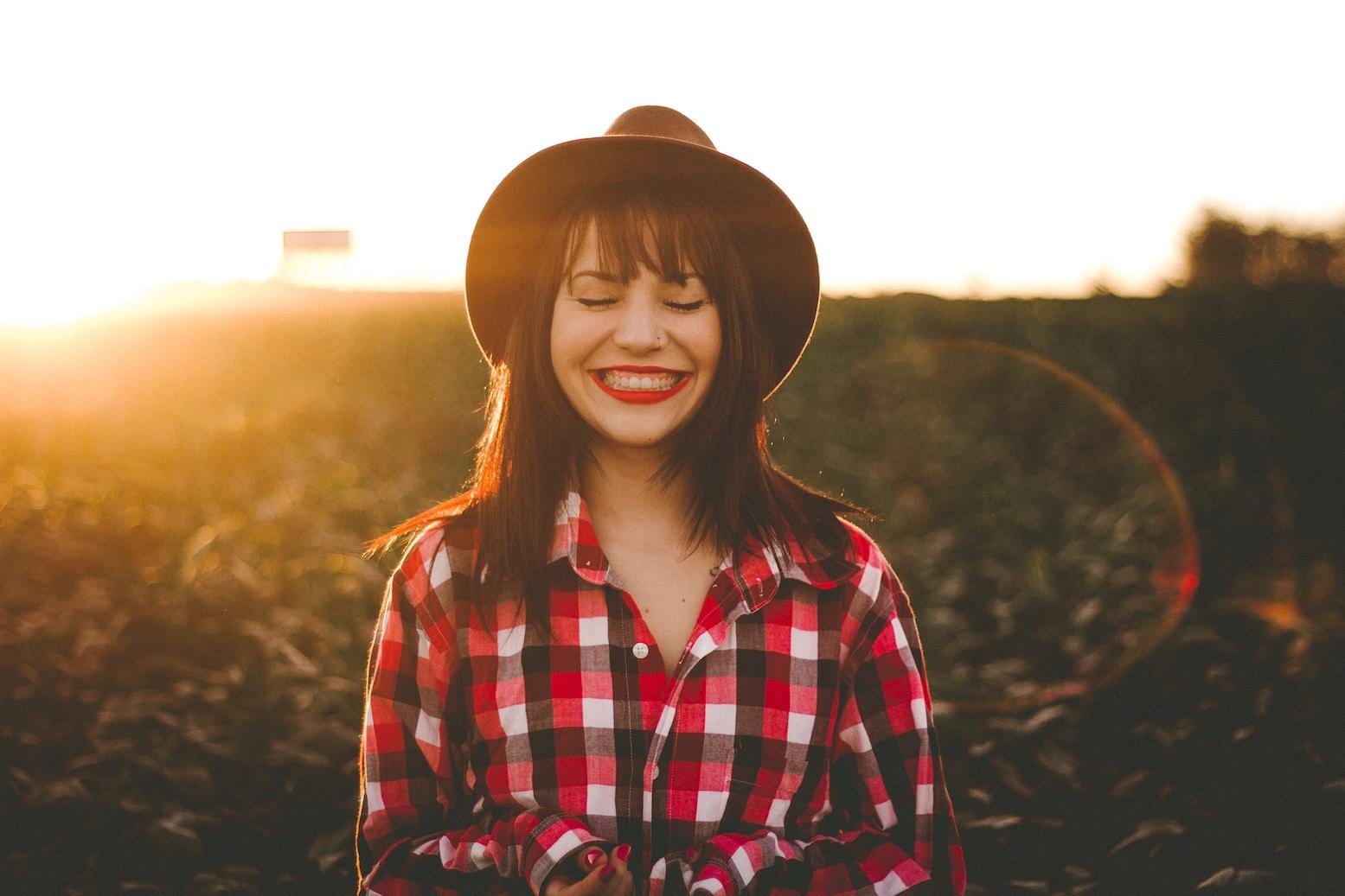 Lachen ist ansteckend_lachendes Gesicht_happy face