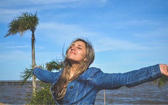 Loslassen - mentale Gesundheit - nicht anhaften für ein glücklicheres leben